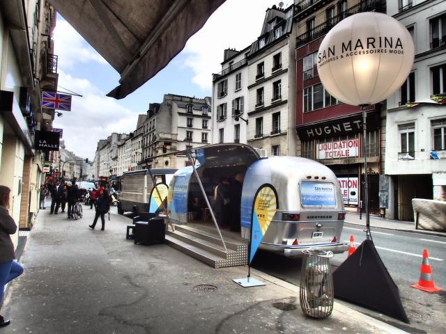San Marina fait escale dans 5 villes de France pour apporter du soleil