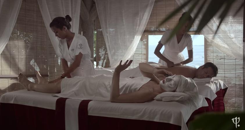 Avec LE Club Med, on décroche dès le premier jour... Mais pas son téléphone !