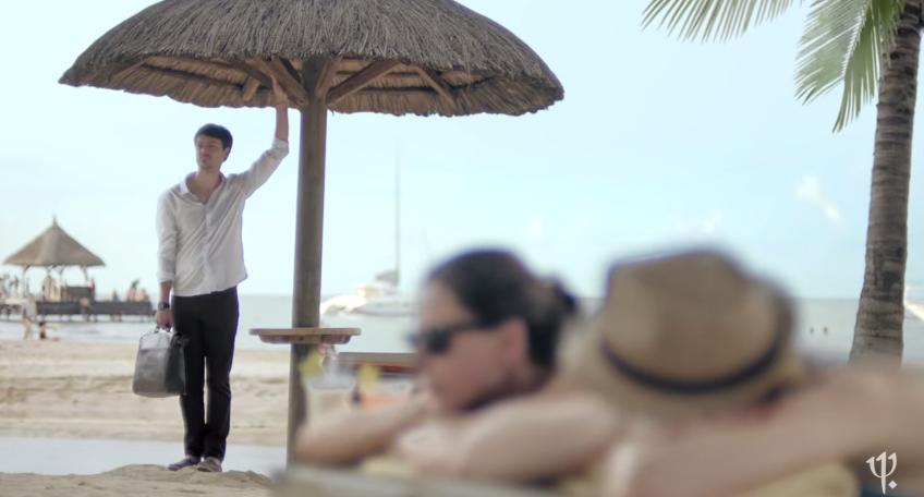 Le Club Med et BETC tourne en dérision le stress accumulé au quotidien et le premier jour de vacance