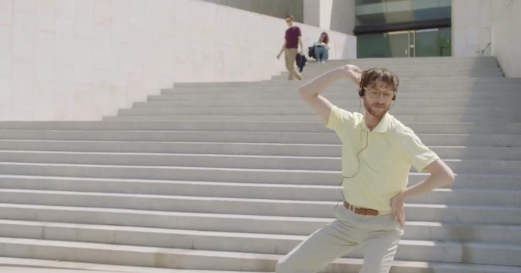 Avec ce spot réalisé par l'agence Marcel, Hollywood fait la promotion de son application Dance