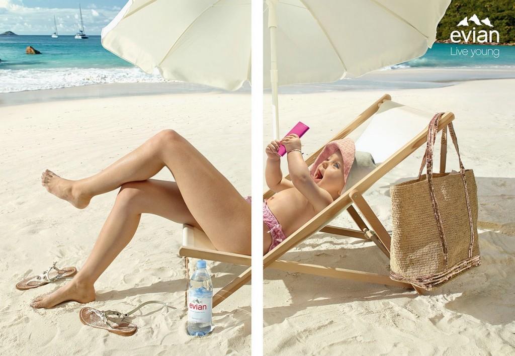 Une campagne estivale qui fait la promotion de la détente et de l'amusement