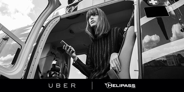 Pendant le Festival de Cannes, Uber donne la possibilité aux Cannois de se sentir aussi une star avec l'option uberCopter