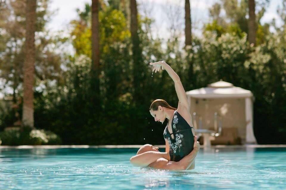 Parents et plus âgés, les deux nageurs ne vont pas faire les mondiaux pour faire de la figuration et comptent bien repartir avec une médaille