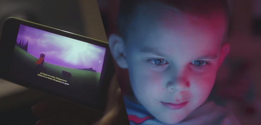 Skype rapproche les parents et les enfants éloignés au moment du coucher