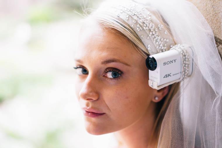Sony se lance dans les accessoires de mariages !