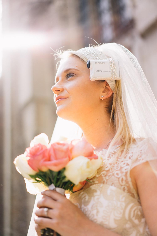 Avec Bride's Eye View, Sony permet de garder un souvenir émouvant et mémorable de son mariage