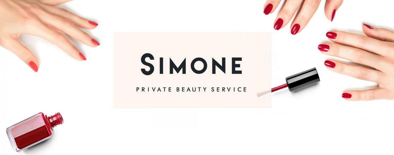 Simone est une nouvelle application pour les businesswoman veulent être parfaite jusqu'au bout des ongles