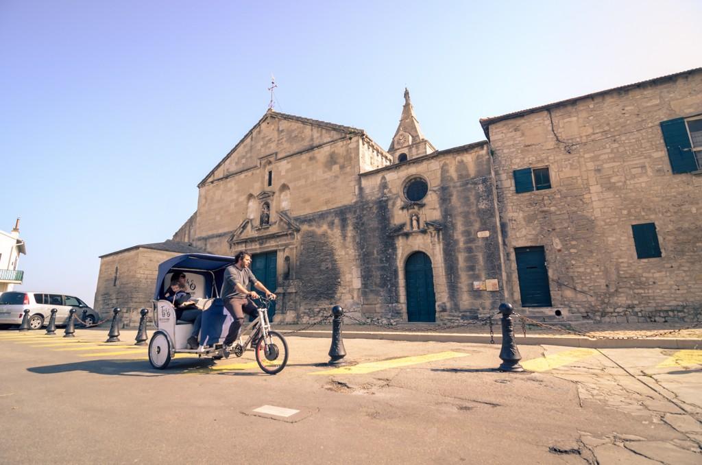 Uber s'associe au service Taco & Co à Arles à l'occasion des Napoléons