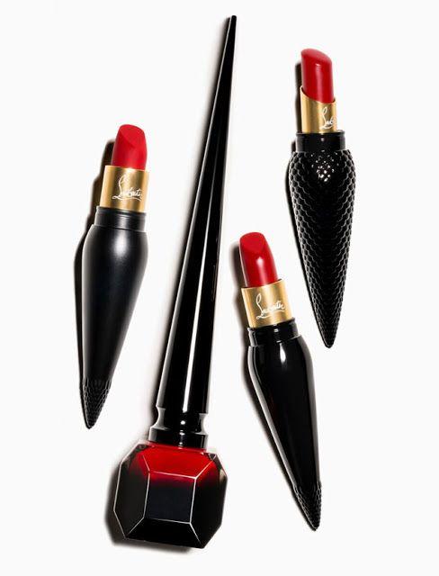 Le rouge à lèvres Louboutin, nouveau produit de convoitise signée Christian Louboutin