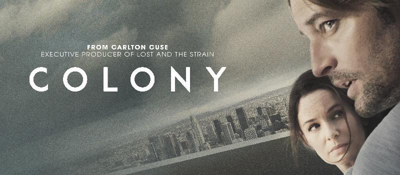 Colony devrait sortir en janvier 2016
