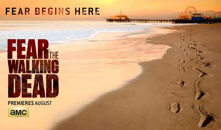 Après le succès de Walking Dead, découvrez le préquel Feat The Walking Dead