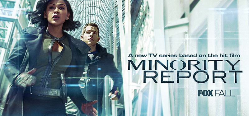 Minority Report est adaptée en série TV