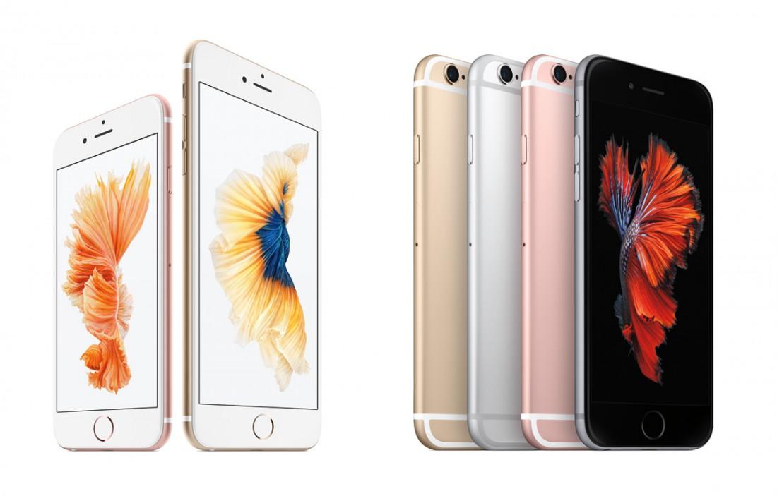 apple dévoile deux nouveaux iPhone le 6S et le 6S PLUS