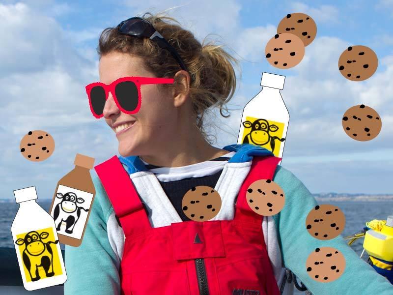 Tous derrière Clarisse pour soutenir son projet fou de traverser l'Atlantique en solo sur un mini bateau !