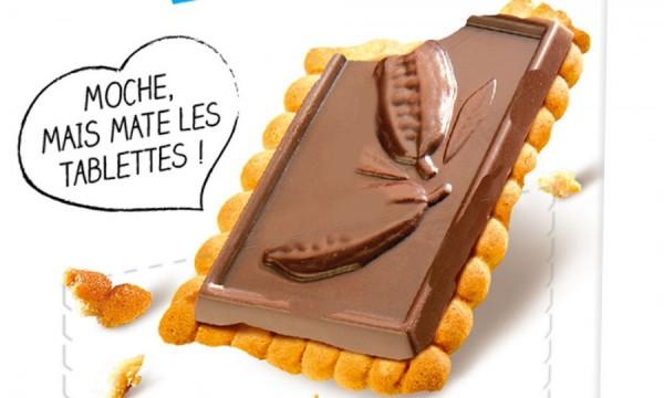 Des biscuits certes moins beaux mais qui reste aussi bons que les autres