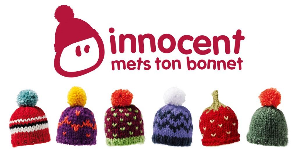 Mets Ton Bonnet est une opération solidaire menée par Innocent pour les Petits Frères des Pauvres