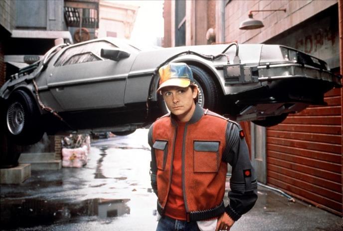 Dans le film retour vers le futur, en 2015, les voitures volent