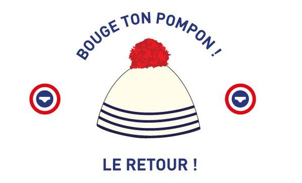 Bouge Ton Pompon revient avec un bonnet iconique et magique conçu par Jean Paul Gaultier