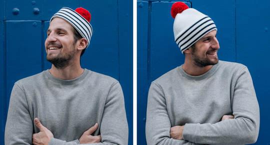 Bonnet ou bob, le bonnet 2015 de bouge ton Pompon est à la fois iconique et magique