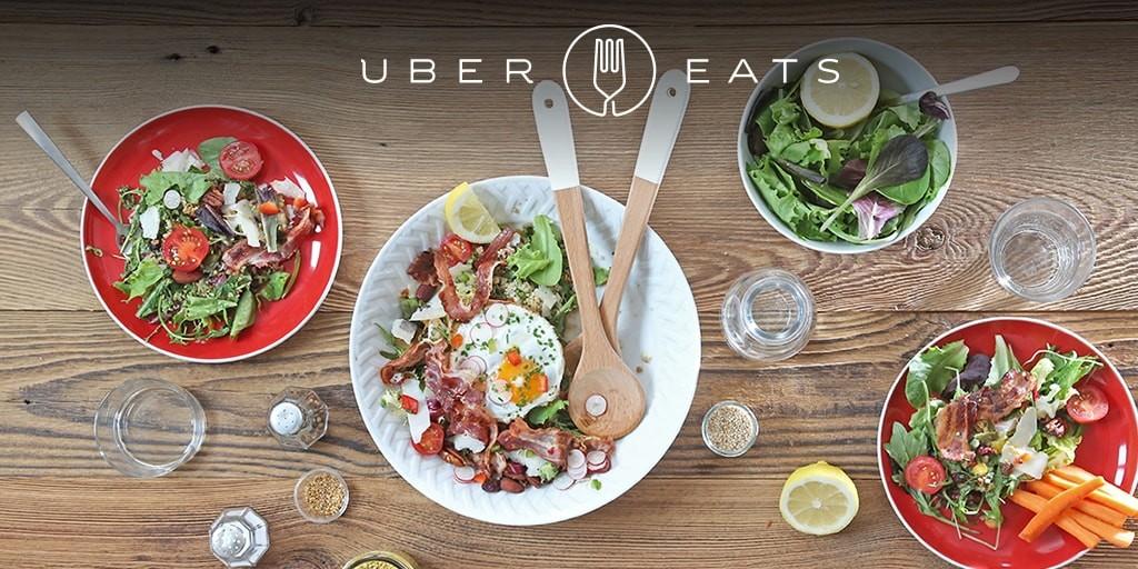 UberEats est désormais accessible depuis le Marais, République, Bastille et Monceau, sur Paris