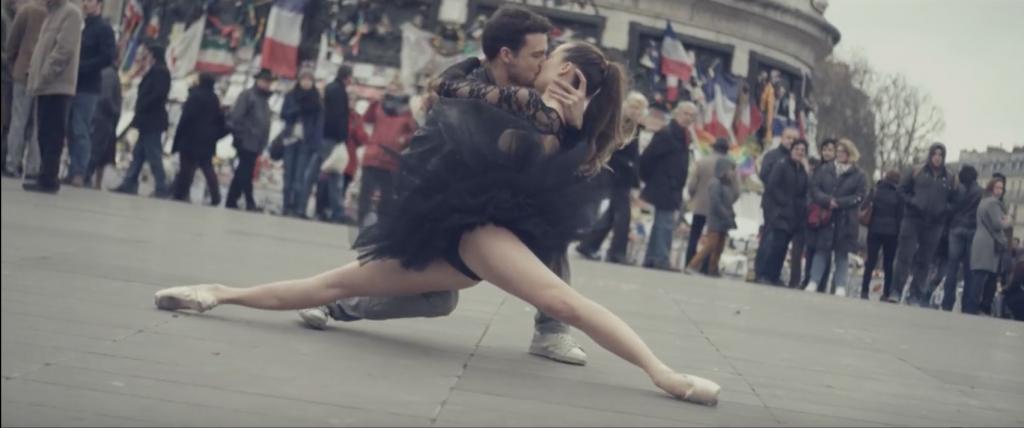 La chaîne Youtube Dot Move se lance en beauté avec une magnifique vidéo de danse en hommage à Paris