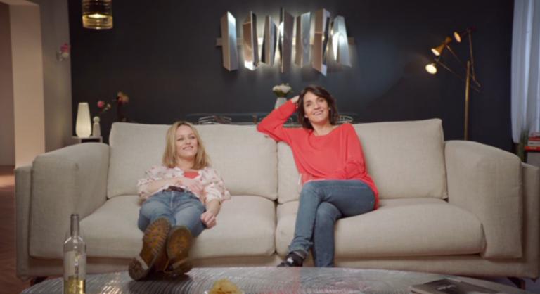 Florence Foresti et Vanessa Paradis nous offrent une parodie hilarante de Bloqués