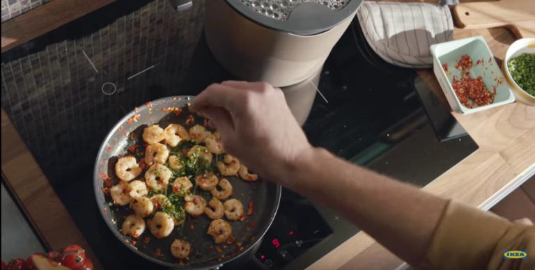 IKEA illustre sa nouvelle campagne sur la cuisine avec des parents divorcés