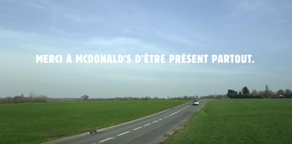 Burger King répond à Mc Donald's en le saluant pour son réseau de proximité