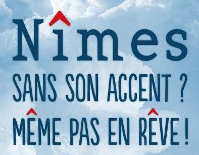 La ville de Nîmes s'est senti visée par la réforme orthographique