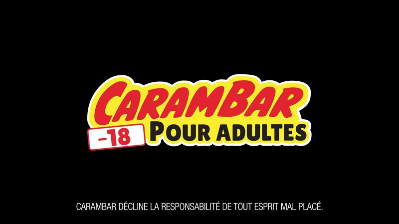 Carabar introduit des blagues pour adultes dans ses paquets