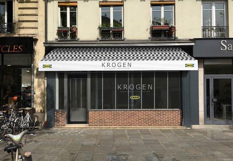 IKEA ouvre un bistrot éphémère à Paris et invite les chefs amateurs à venir cuisiner