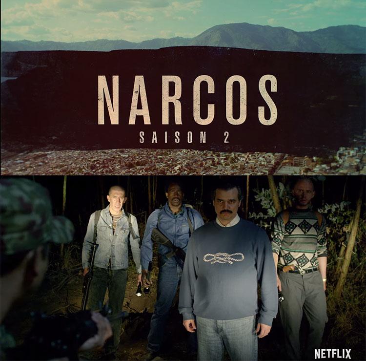 Narcos saison 2 : la traque d'Escobar reprend sur Netflix