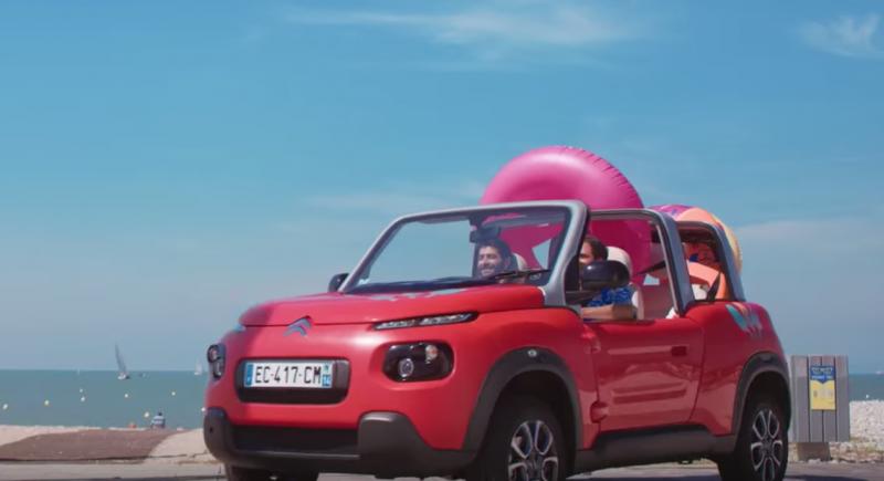 Vendredi 15 juillet, Uber revient avec Uber Ice Cream et livre des glaces Magnum gratuitement en E-Mehari