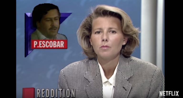 A l'époque, Claire Chazal avait annoncé la fuite de Pablo aux JT de 20h