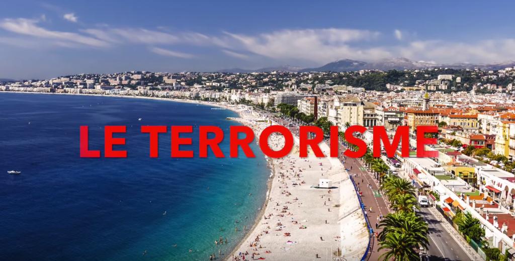 Vidéo : le comique Sébastien Marx parle du terrorisme