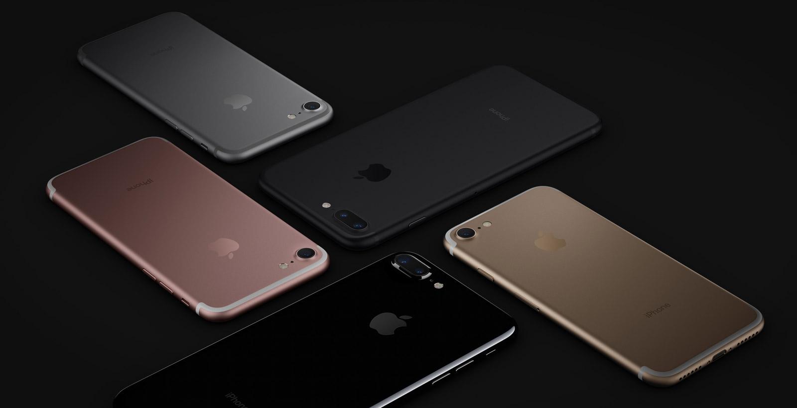 La keynote d'Apple a dévoilé l'iPhone 7, qui devient résistant à l'eau !