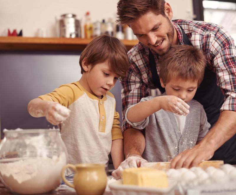 IKEA réunit parents et enfants en cuisine avec son site recettes à partager où chacun à un rôle à jouer