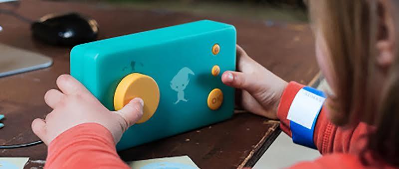 Lunii la Fabrique à Histoires pour réveiller l'imaginaire des enfants