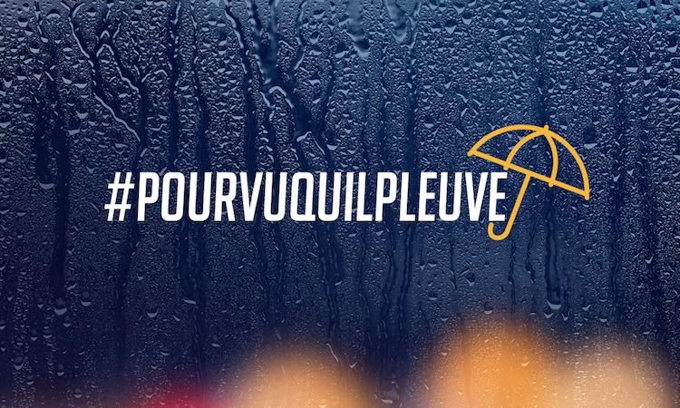La Fnac et GloryParis nous font aimer le mauvais temps et nous offre des promotions sur FnacPLAY plus importante quand il fait pas beau !