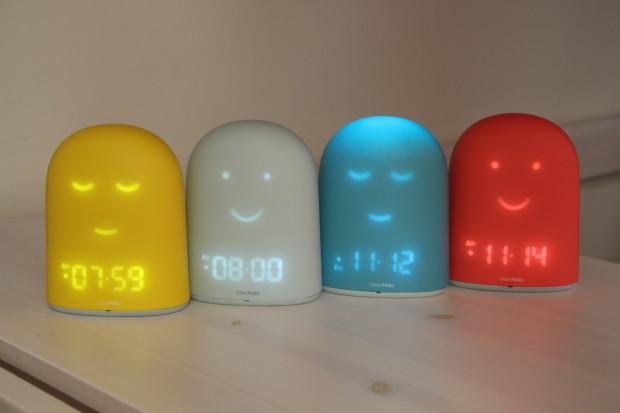 REMI est un réveil connecté et intelligent qui facilite le sommeil et apprends aux enfants à mieux dormir