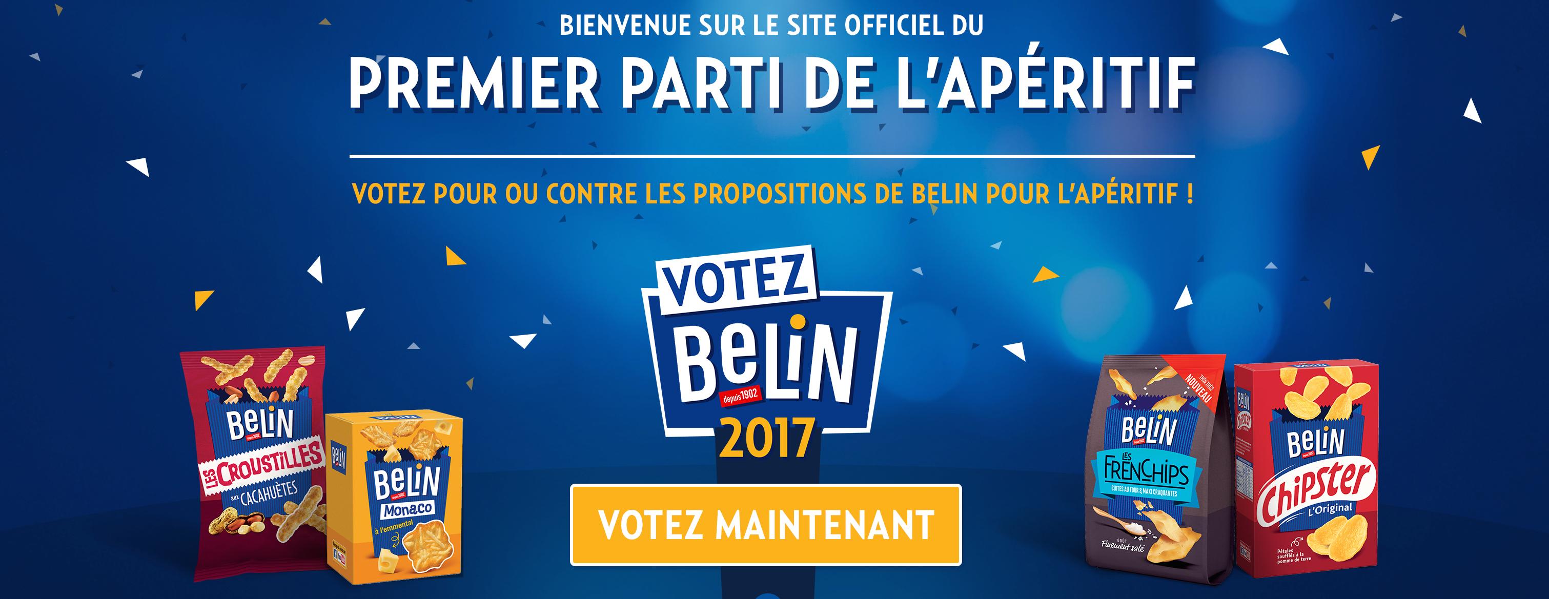 une plateforme dédiée a été mise en ligne sur laquelle Belin propose chaque jour de venir découvrir une proposition de loi insolite et invite les internautes à voter pour ou contre