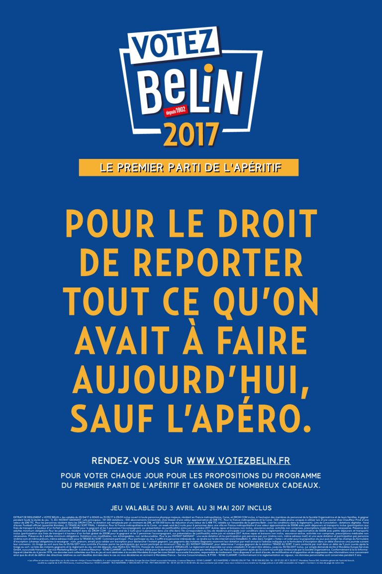 Un programme qui se compose de 59 propositions autour de l'apéritif, qui vont venir surprendre les français et révéler leur travers très très français...