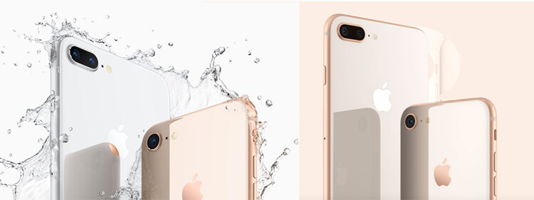 Les iPhone 8 et 8+ seront commercialisés dès le 22 septembre par Apple
