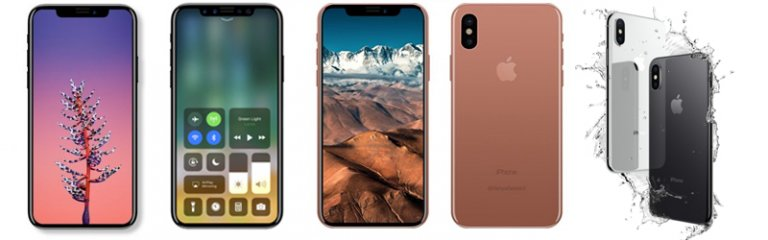 L'iPhone X marque une avancée révolutionnaire pour Apple avec la suppression du bouton home et l'arrivée du FaceID