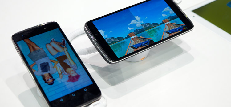 Le succès des smartphones s'est accompagné d'un boom des applications mobiles