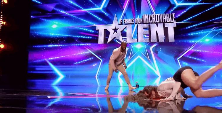 Alors que la diffusion de la nouvelle saison de La France a un Incroyable Talent n'a pas encore commencé, un couple fait déjà le buzz avec une danse émouvante et forte.