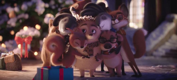 Un joli conte de Noël réalisé par Jung von Matt/Donau qui montre que l'amour triomphe toujours.