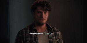 Il s'avère donc que c'est un Michael amnésique que l'on retrouve, dont la mémoire a été effacée par Rose et qui s'appelle désormais Jason