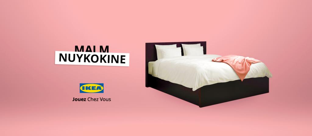 Le lit conjugal est renommé Nuykokine