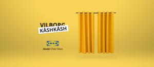 Les rideaux pour jouer sont renommés KASHKASH